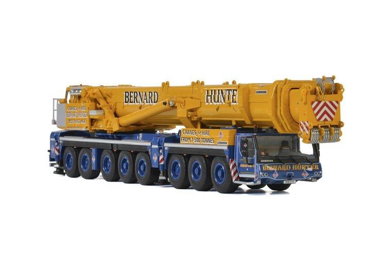 Liebherr LTM 1500 Bernard Hunter