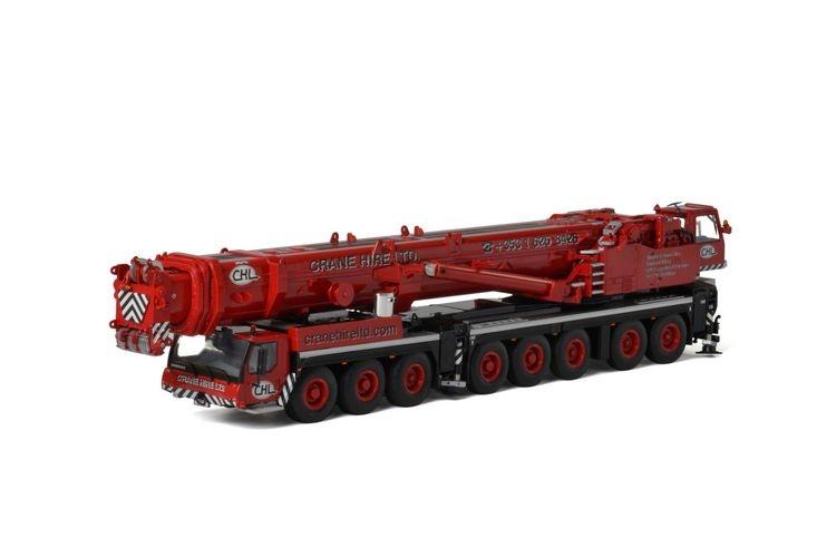 Liebherr LTM 1500 Crane Hire LTD