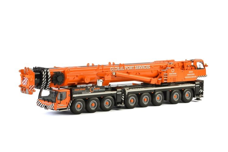 Liebherr LTM 1500 Global Port Services