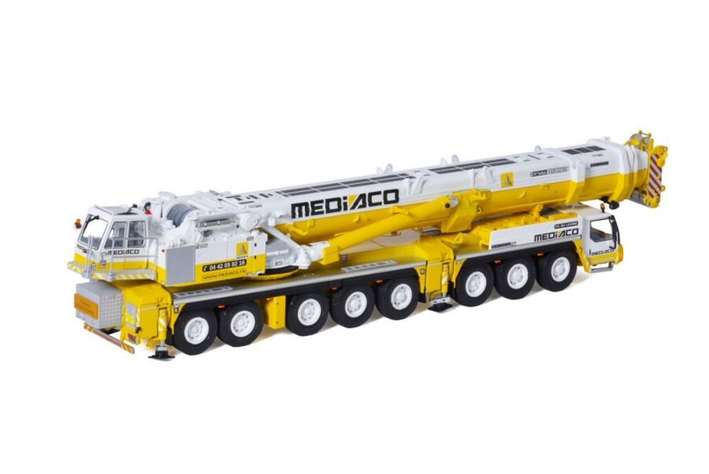 Liebherr LTM 1500 Mediaco