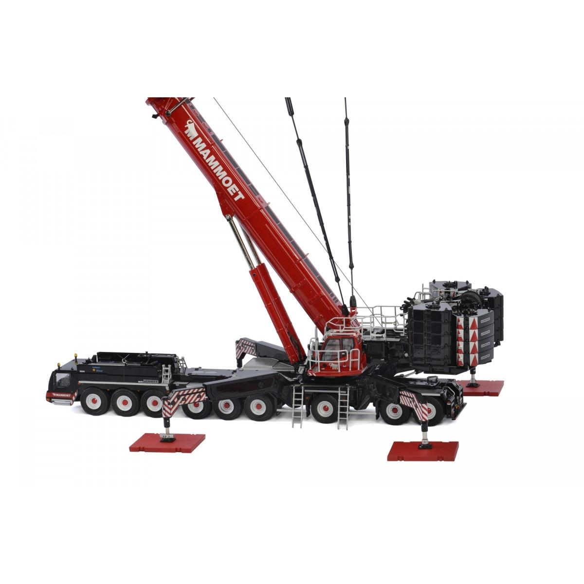Liebherr LTM 1750 9.1 Mammoet Mobile Kran