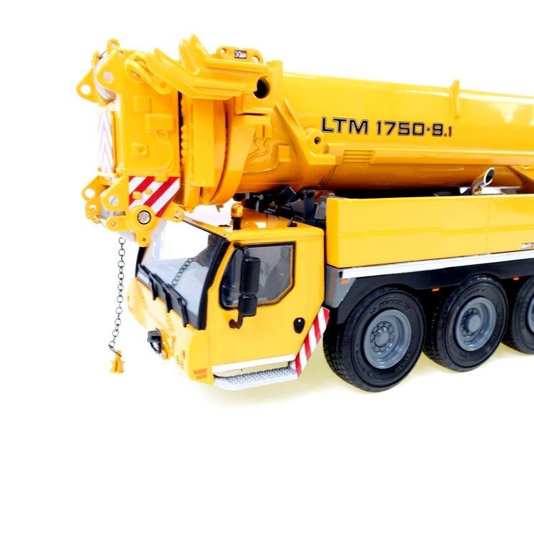 Liebherr LTM 1750 9.1 Mobile Kran