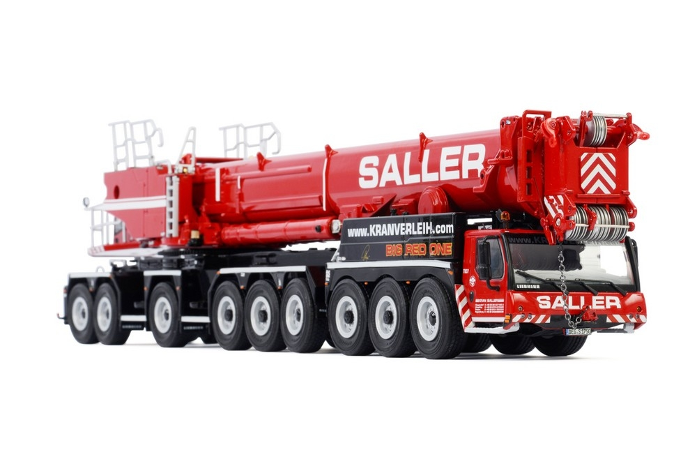 Liebherr LTM 1750 9.1 Saller