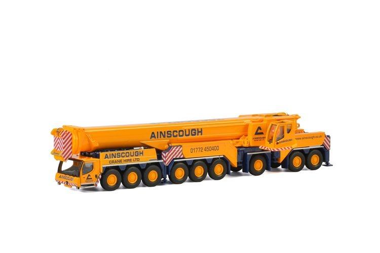 Liebherr LTM 1750 Ainscough Crane Hire