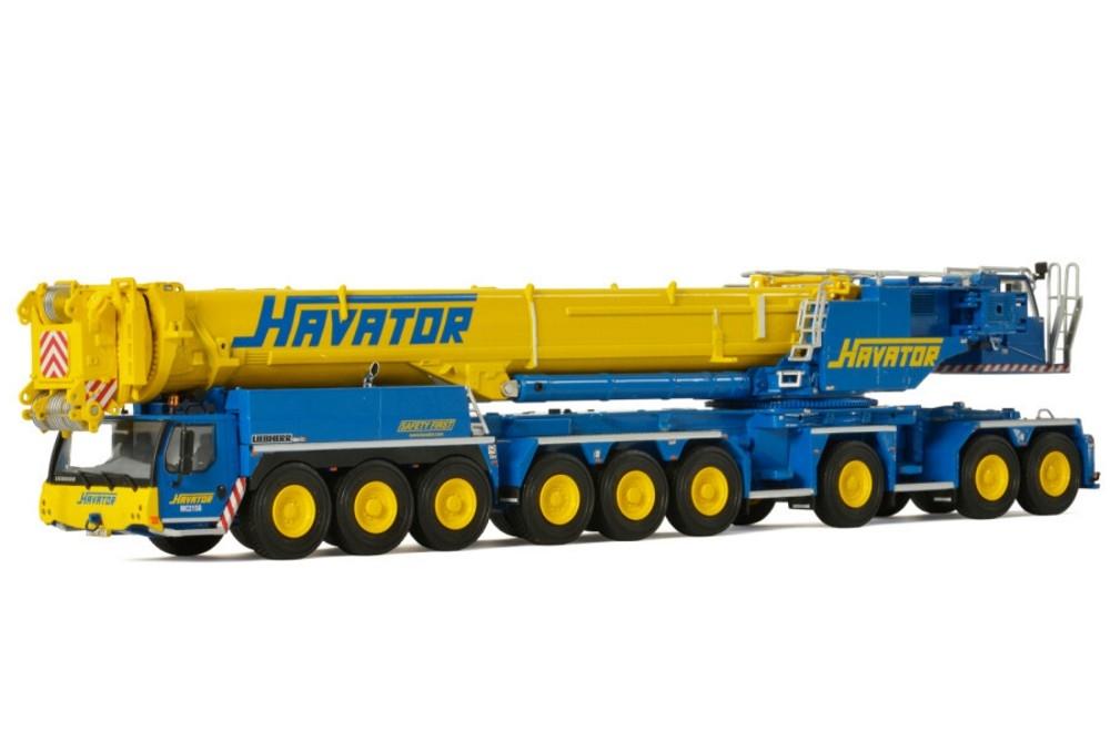 Liebherr LTM 1750 Havator