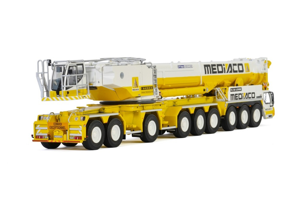 Liebherr LTM 1750 Mediaco