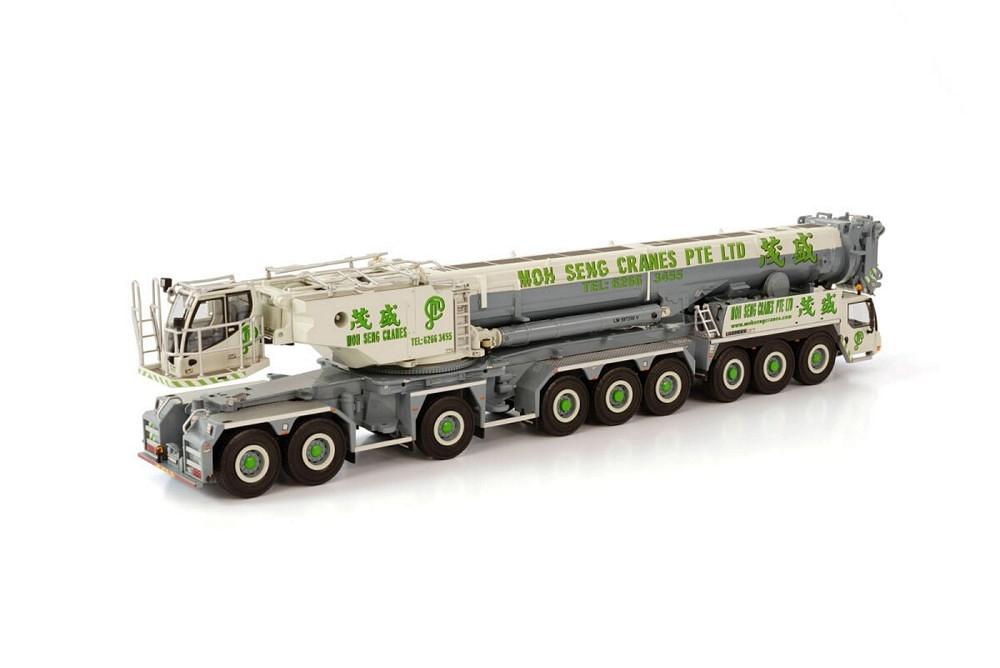 Liebherr LTM 1750 Moh Seng Cranes