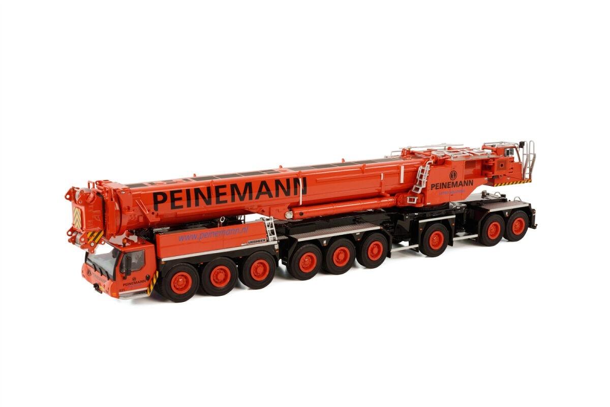 Liebherr LTM 1750  Peinemann