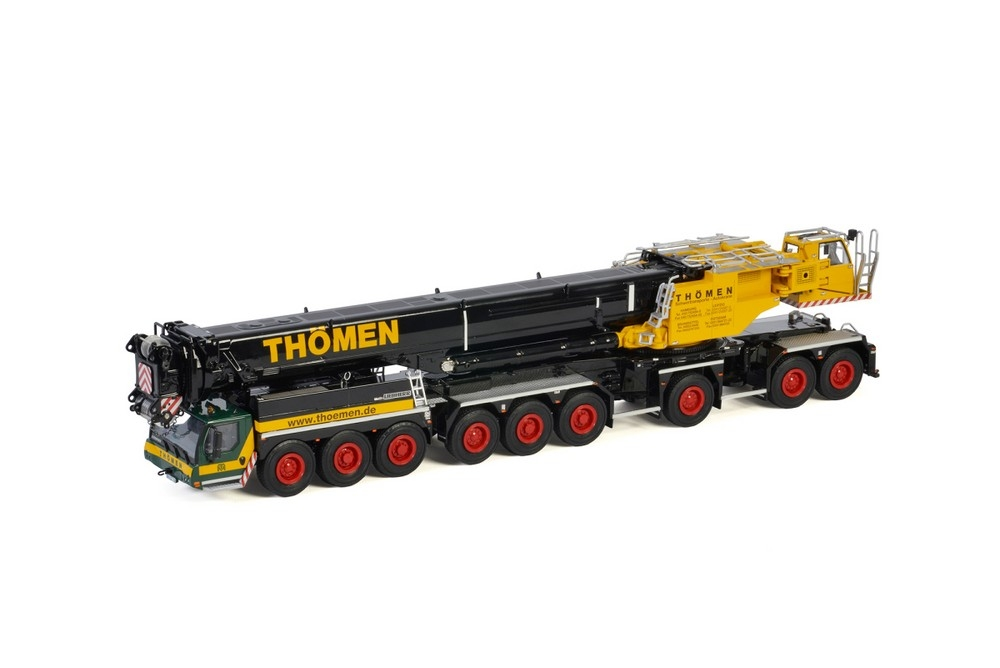 Liebherr LTM 1750 Thömen