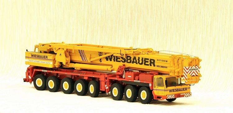 Liebherr LTM1400 Autokran Wiesbauer