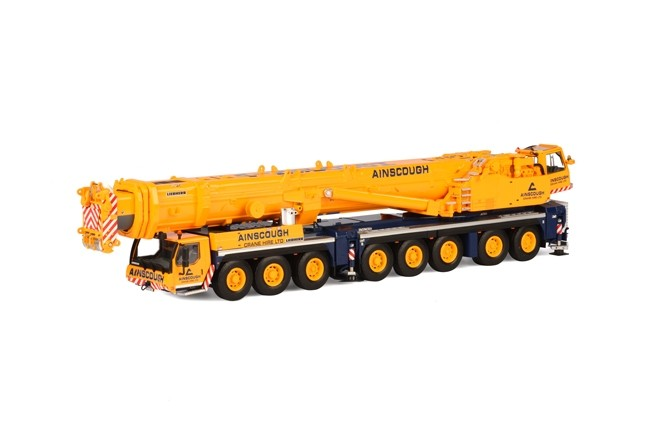 Liebherr LTM1500-8.1 Ainscough