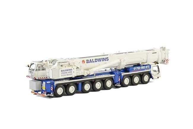 Liebherr LTM1500 8.1 Baldwins Crane Hire