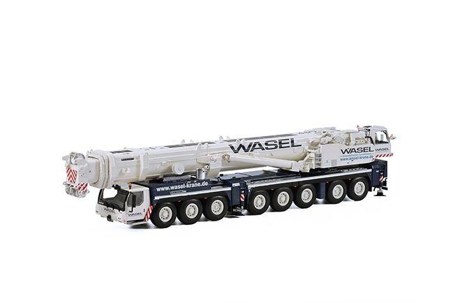 Liebherr LTM1500 8.1 Wasel