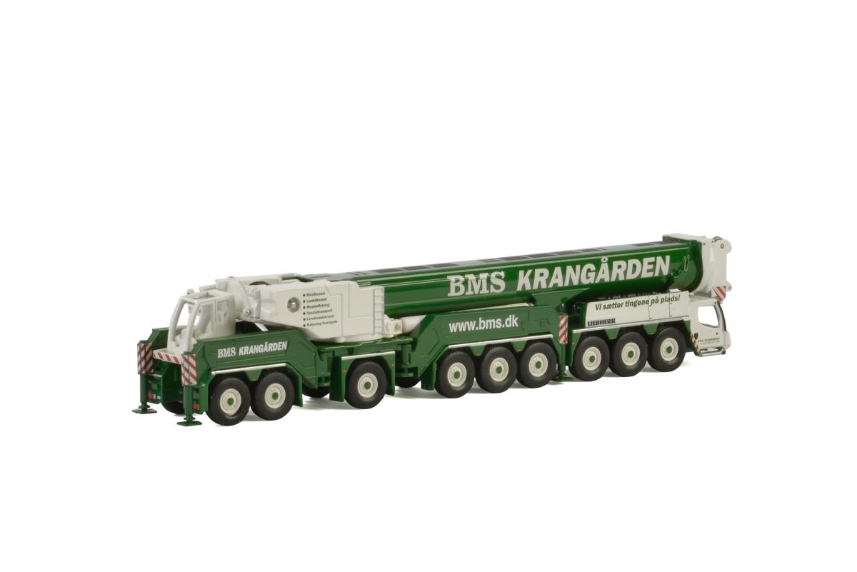 Liebherr LTM1750 9.1 BMS