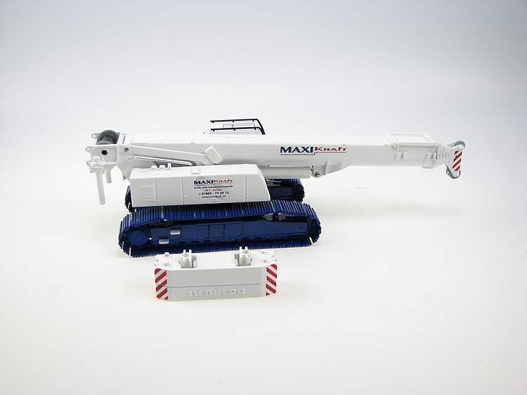 Liebherr Ltr 1100 Maxi Kraft Conrad Modelle 1 50 Con 2738 04 1