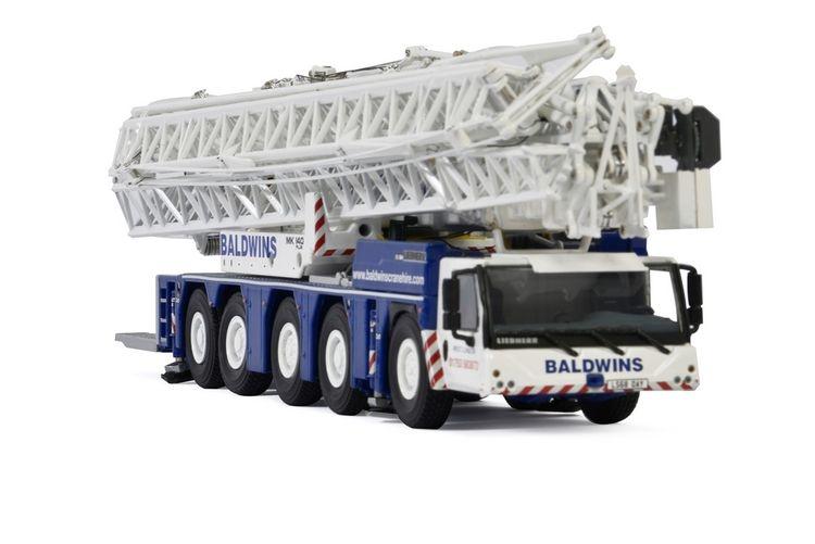 Liebherr MK140 Baldwins Crane Hire