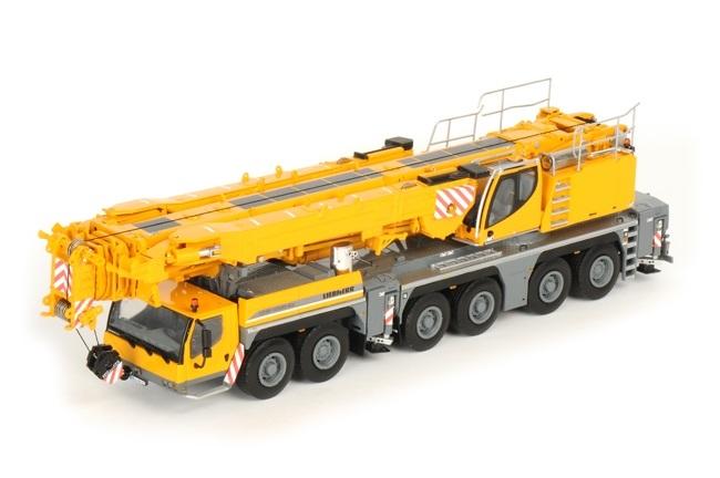 Liebherr Mobilkran LTM 1350 6.1