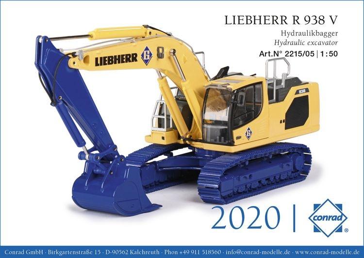 Liebherr R 938 V Giorgetti