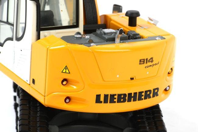 Liebherr R914 Compact Excavator