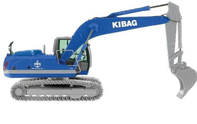 Liebherr R916 Bagger KIBAG