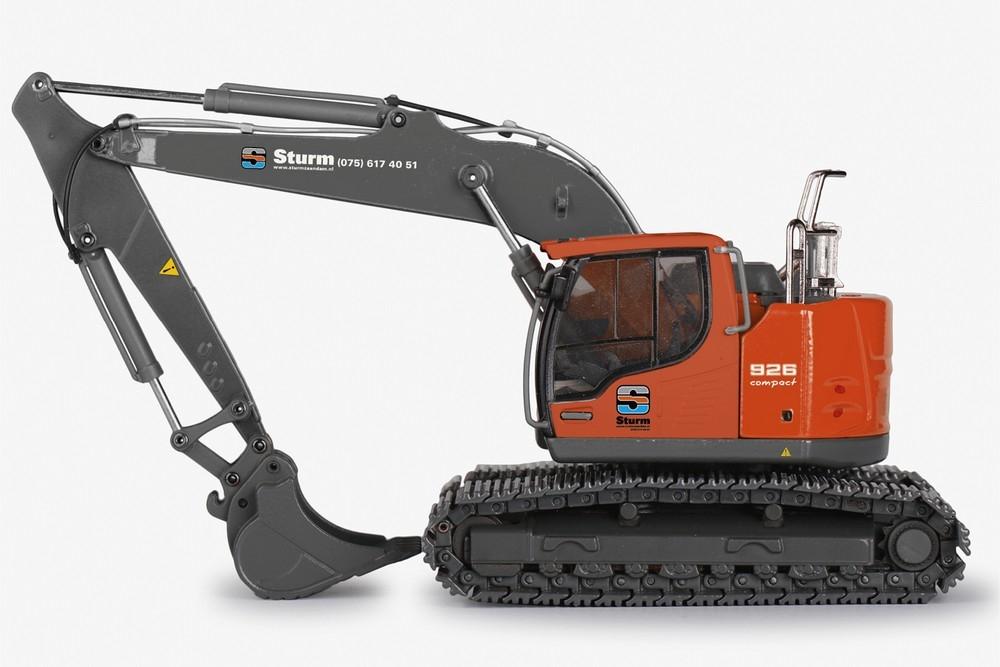 Liebherr R926C kompakter Raupenbagger  Sturm