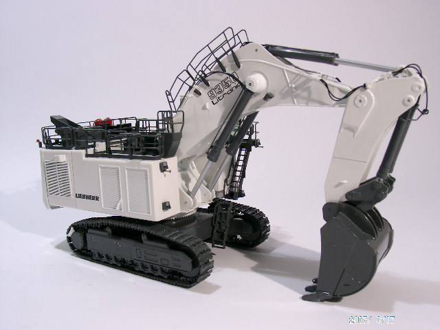 Liebherr R9350  Litronic Großbagger TL