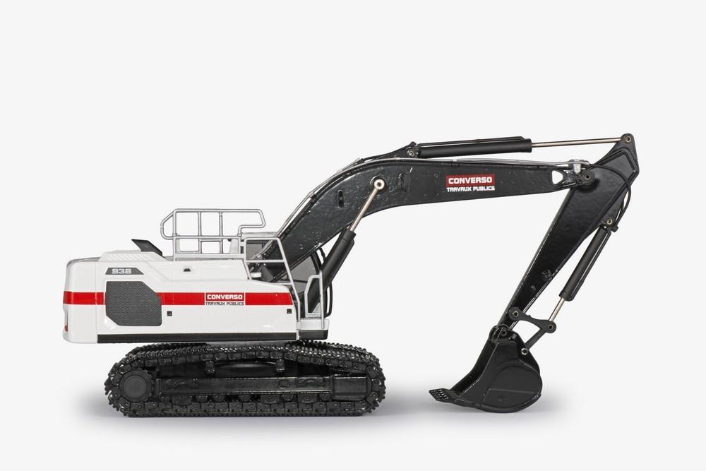 Liebherr R938 V Hydraulikbagger Converso