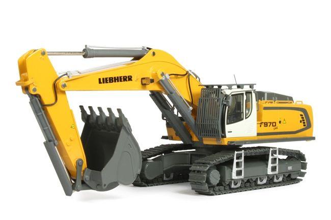 Liebherr R970 SME Excavator