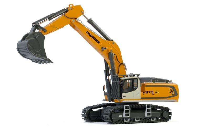 Liebherr R970 SME Excavator V2