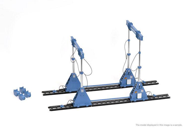 Lifting Frame 720ton Sarens