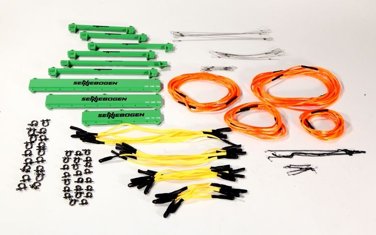 Lifting Kit Sennebogen Includes 121 parts
