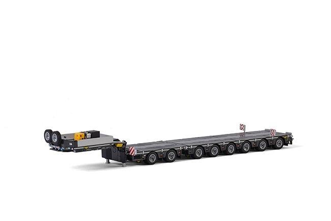 Lowloader 6 axle  Dolly 2 axle WSI Premium Line