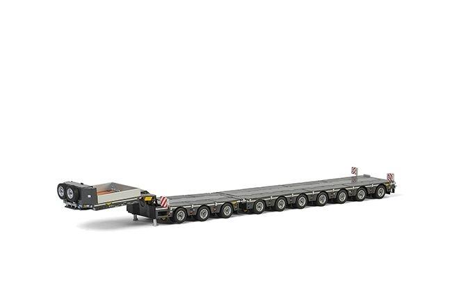 Lowloader 7 axle + Dolly 3 axle WSI Premium Line
