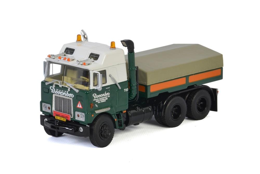 Mack F700 6X4 Ballast Box  Doornbos