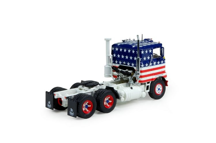 Mack F700 6x4 USA demo