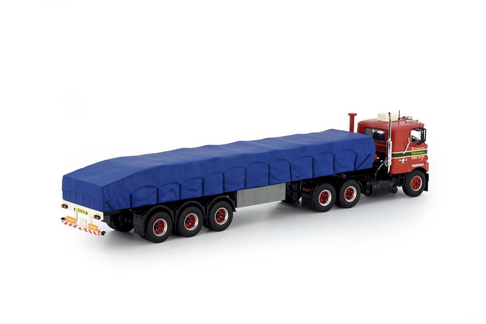 Mack F700  Flat Bed  Lindenberg