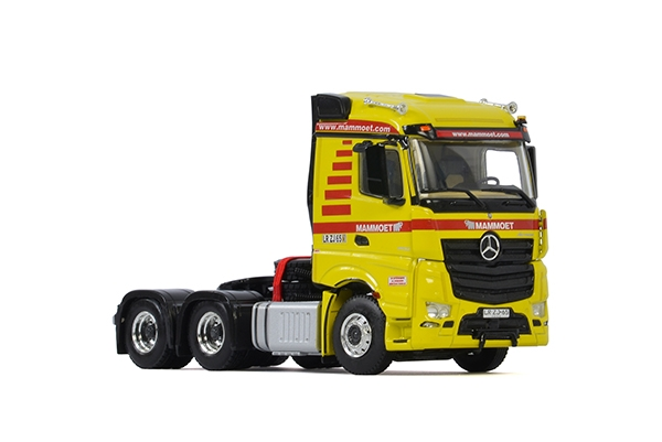 MAMMOET MB ACTROS STREAMSPACE 6X4 Chile