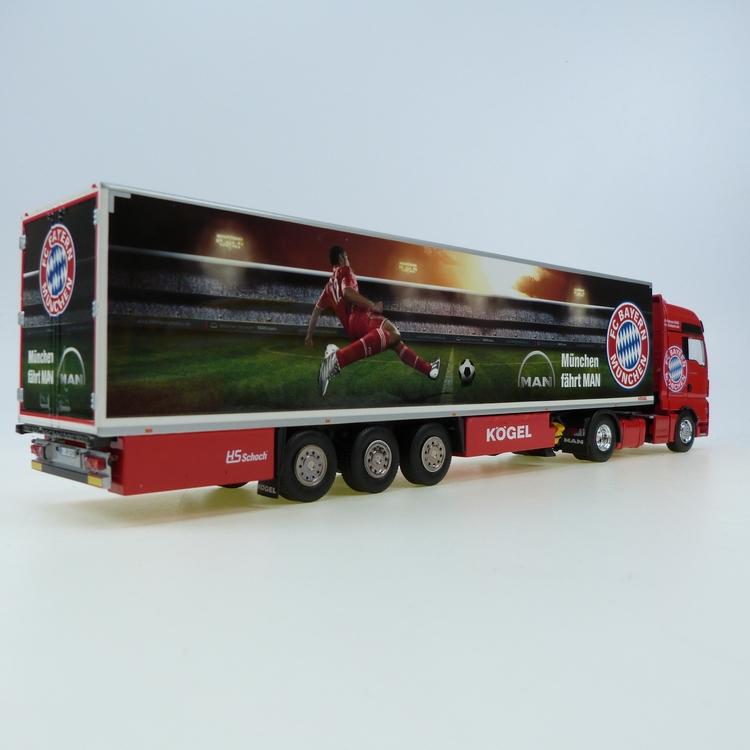 MAN FC Bayern München
