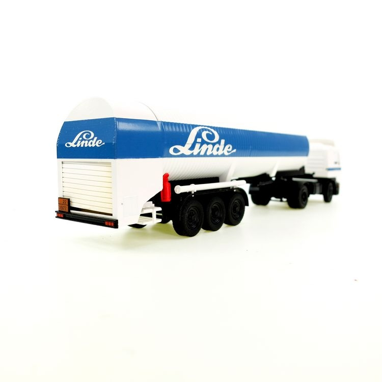 MAN LINDE Gas- Transporter