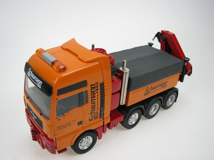 MAN TG-A XXL Schwerlastzugmaschine 4achs Schaumann