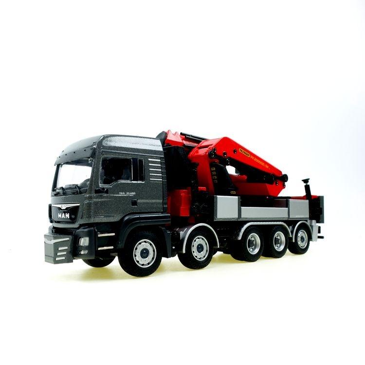 MAN TGS Euro 6 mit Ladekran PK 200002L SH