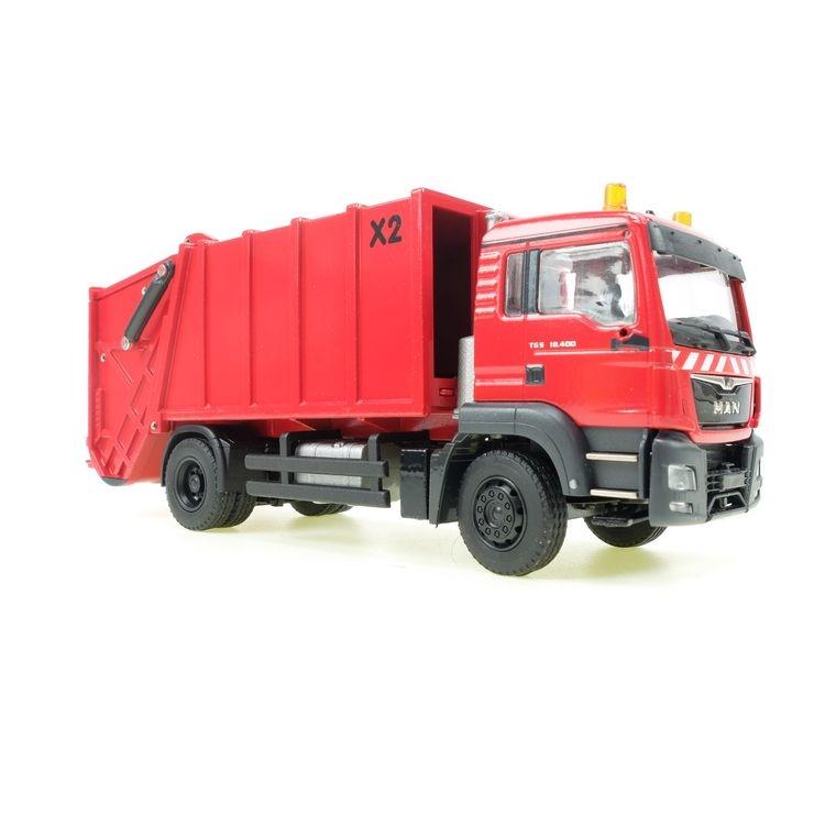 MAN TGS M Euro 6 Muellfahrzeug ZOELLER X2