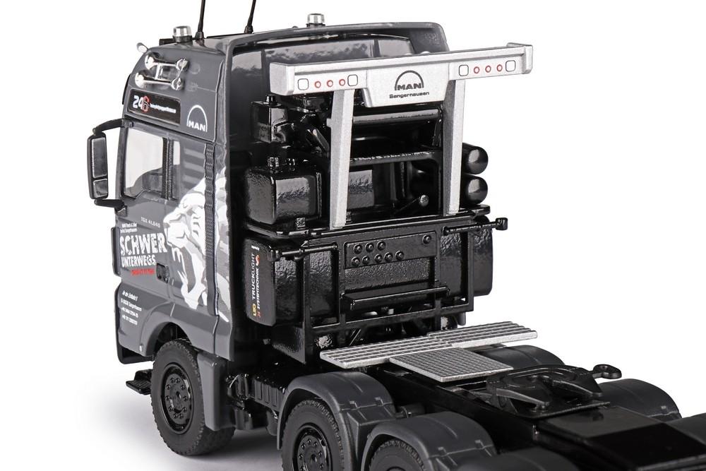 MAN TGX 41.640 Schwerlastzugmaschine