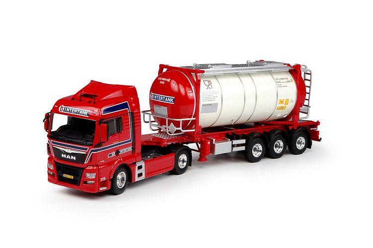 MAN TGX Euro 6 XLX  LS Intertank