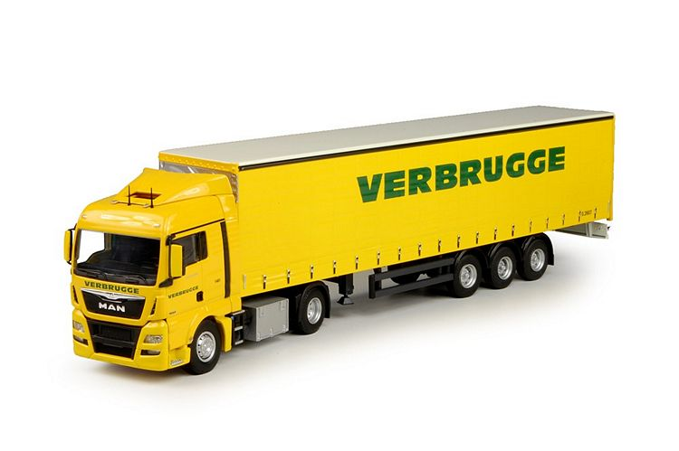 MAN TGX Euro 6 XLX  Verbrugge