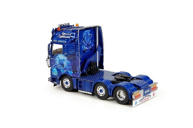 MAN TGX Euro 6 XXL Dobner Transporte