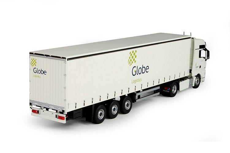 MAN TGX Euro 6 XXL  Globe Logistics