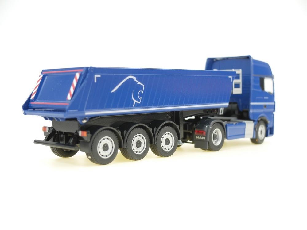 MAN TGX GX 18.510 Schmitz Cargobull Kippsattelzug