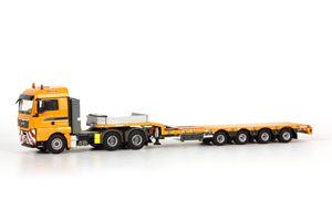 MAN TGX XLX 6x4 Liebherr Tieflader