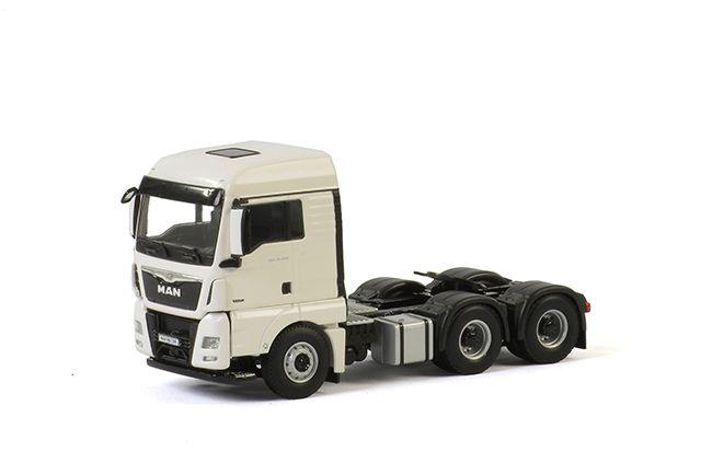 MAN TGX XLX Euro 6 6x4 WSI White line
